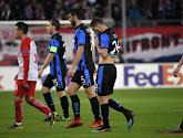 Club Brugge moet Europese toneel verlaten na zware nederlaag in Oostenrijk