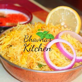 Plain Biryani Rice Recipes.