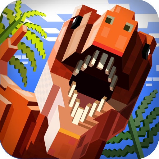 Jurassic Pixel Craft: dino age file APK Free for PC, smart TV Download