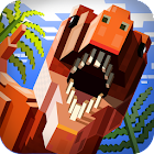 Jurassic Pixel Craft: dino age icon