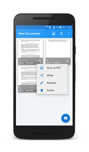 Scandoc - PDF Document Scanner for PC