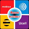 Arzon Internet icon