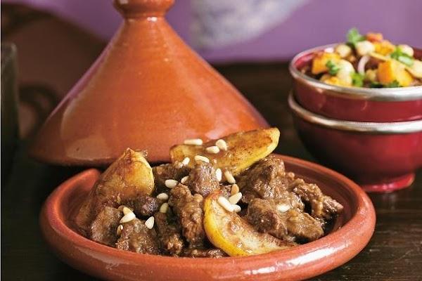 موسوعة وصفات الطبخ المغربي - screenshot
