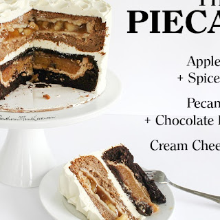 Behold the Amazing Piecaken {Make it the Easy Way!}