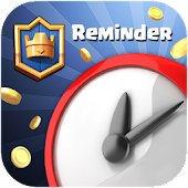 Reminder for Clash Royale