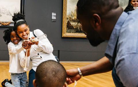 Herfstvakantie Met Kinderen Klas Of Groep Rijksmuseum