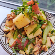 Immortal Seed Fuji Apple Salad