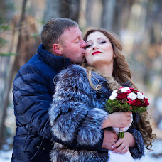 Wedding photographer Anastasiya Terida-Kremeneckaya (nastya1994). Photo of 18.12.2016