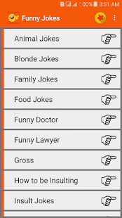 Funny Jokes- screenshot thumbnail