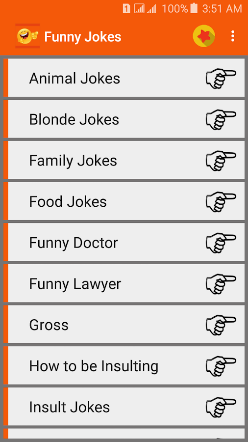 Funny Jokes- screenshot