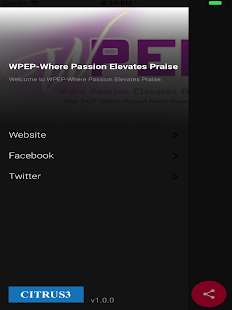 WPEP - Where Passion Elevates Praise - náhled