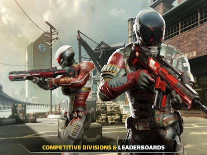 Modern Combat Versus: New Online Multiplayer FPS Screenshot