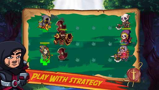 Forest Knight APK MOD (Astuce) screenshots 5