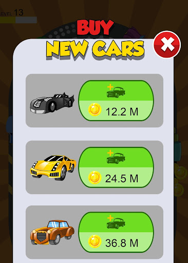 Idle Car Merger 1.0.1 screenshots 3
