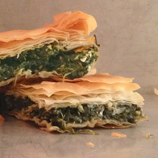 Spanakopita Without Phyllo Recipes
