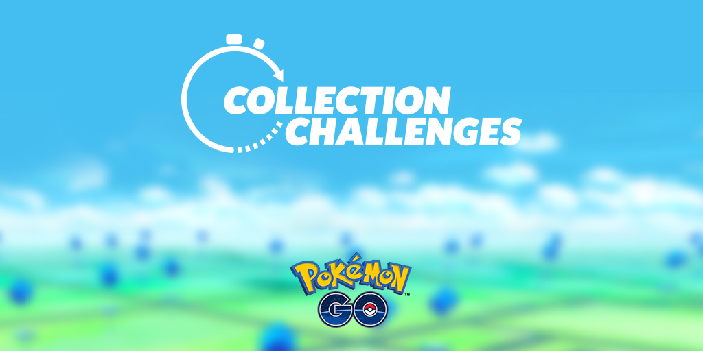 Collection Challenges are here!