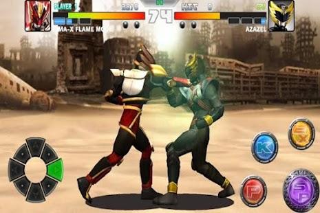New BIMA-X Satria Heroes Tips - náhled
