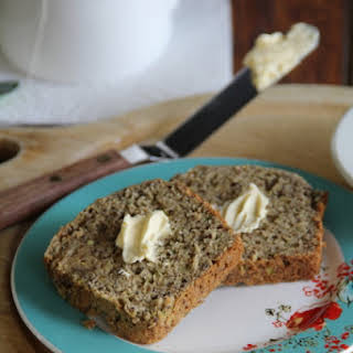 Banana Zucchini Bread.
