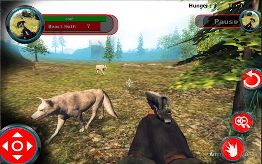 Wolf Shooter 3D World