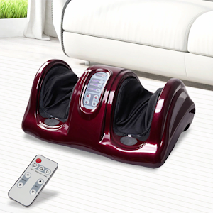Aparat de masaj pentru picioare, telecomanda inclusa