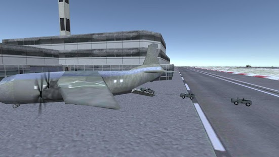 Flight Simulator: War Airplane- screenshot thumbnail