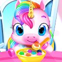 My Baby Unicorn - Magical Unicorn Pet Care Games icon