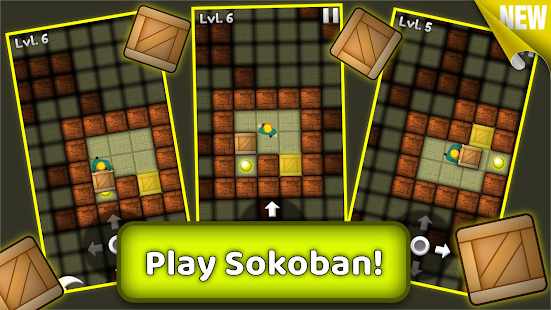 Heavy Loader Sokoban - náhled