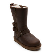 UGG Australia Kaila Leather Boot BOOT