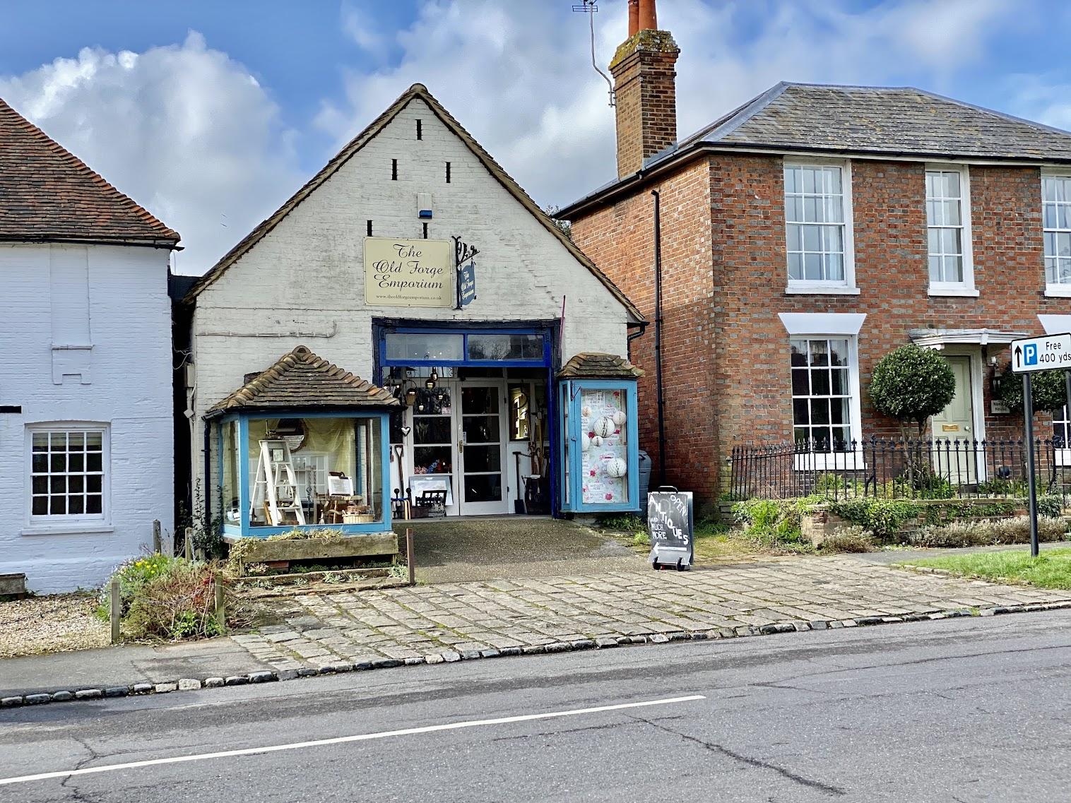 Appledore Village in Kent