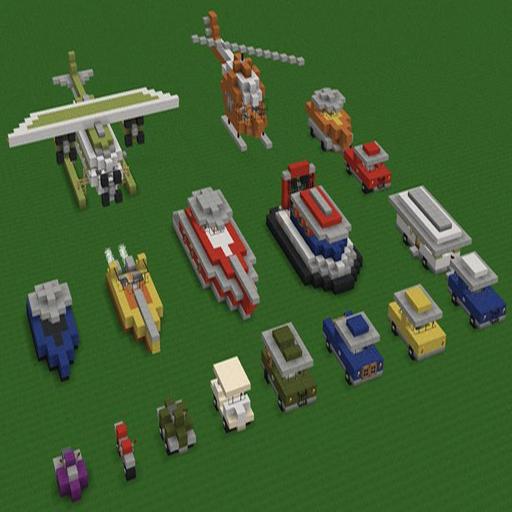 Vehicles for minecraft 1.0 screenshots 1