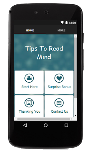Tips To Read Mind