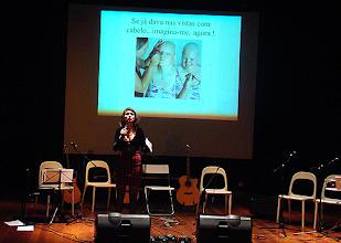 Photo: Marine Antunes, fundadora da Associação Cancro com Humor