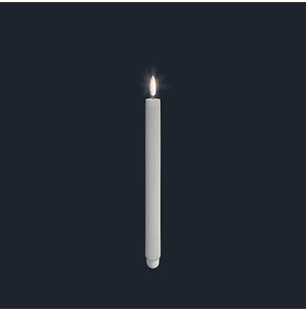 UYUNI Kronljus LED - VIt - 2,3 x 23 CM