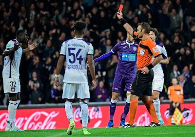 Anderlecht accepte la suspension de Derrick Luckassen