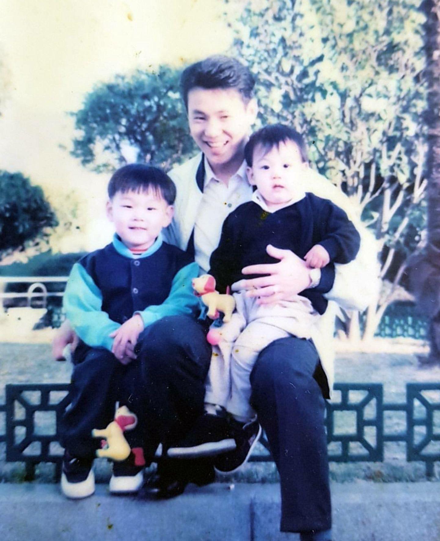 jungkook dad 2