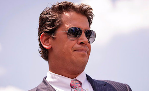 Milo Yiannopoulos invites gays to get help at his clinic