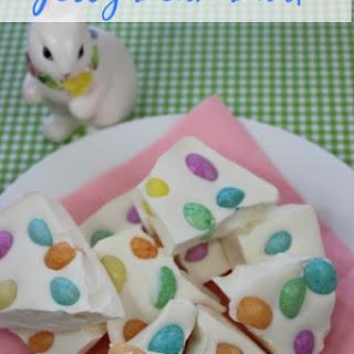 Jelly Bean Bark Recipe -Easy Easter Treat