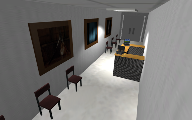 android Hospital of Darkness Screenshot 1