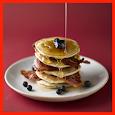 How to make pancakes icon