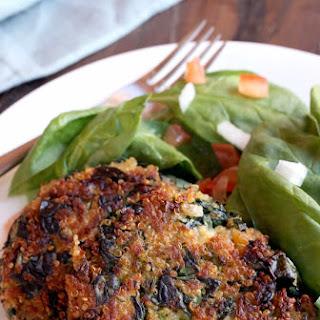 Healthy Kale Quinoa Patties