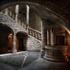 Pezenas by Sébastien Muller - Buildings & Architecture Public & Historical