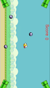 Flappy Escape - náhled