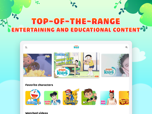 POPS Kids - Video App for Kids 3.5.1 10