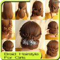 Braid Hairstyle For Girls icon