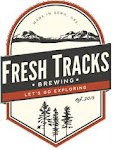 Logo for Fresh Tracks Brewing