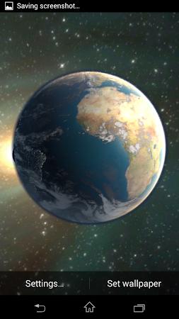 Planets Live Wallpaper 11 Screenshot 1348414