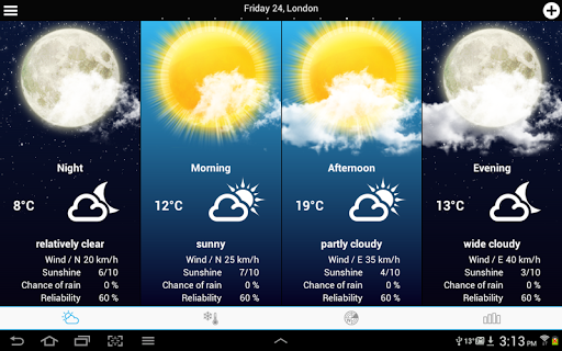 UK Weather forecast  screenshots 9