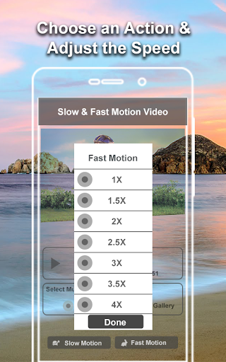 Slow and Fast Motion Video Maker Video Editor 1.0 screenshots 4