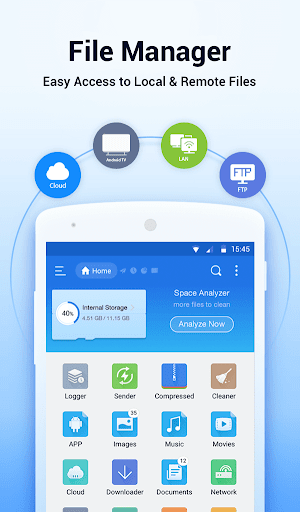 ES File Explorer File Manager v4.1.6.9.3