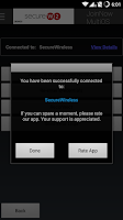 Screenshot of SecureW2 JoinNow